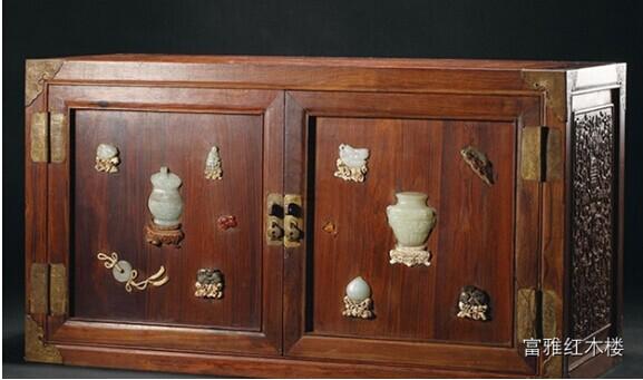 【红木家具雕刻纹饰】博古纹