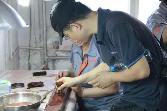 图解红木家具制作工艺流程